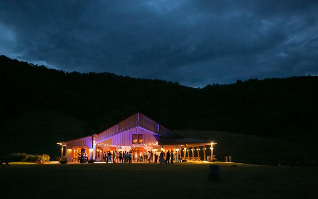 Summer Wedding at Claxton Farm