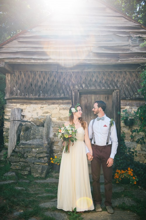 Old Sherrill's Inn Wedding
