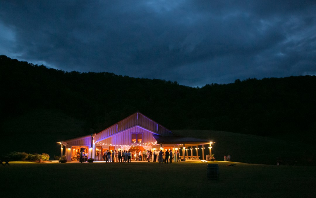 Summer Wedding at Claxton Farm